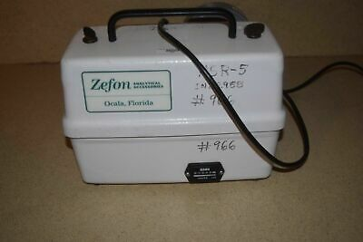 Zefon Analytical Model #  Hsr-5 Sampling Pump (Z9)