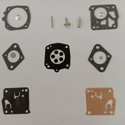 NEW CARBURETOR CARB KIT Tillotson Homelite Super XL-12 XL12