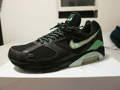 103b927fb Nike Air Max 180 Black Mint Poison Green size US 10