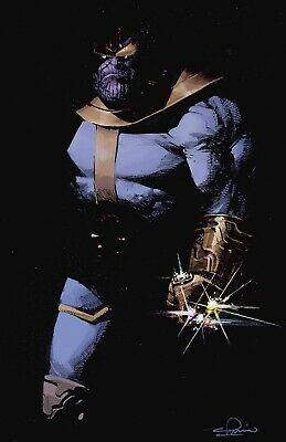 Thanos 1 1:25 Gerardo Zaffino Variant Infinity War Endgame Movie Hot Pre-Sale