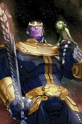Thanos 1 1:50 Incentive Variant Infinity War Endgame Movie Hot New Pre-Sale