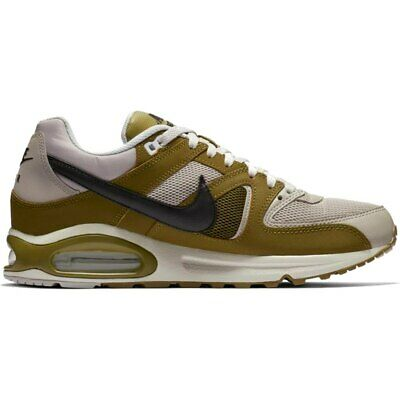 online store 036d0 9d1cc Nike MENS SHOES - AIR MAX COMMAND - CASUAL SNEAKERS - OLIVE   WHITE  629993