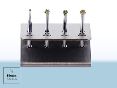Dental Implant Degranulation Bur Kit Cleaning The Extraction Socket by DSI
