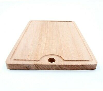 Wooden cutting chopping board  Handmade with native beech tree.