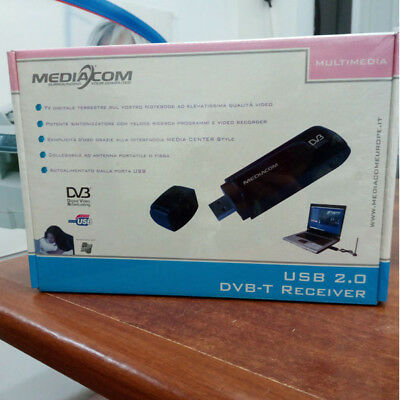 MEDIACOM USB DVB-T RECEIVER DRIVERS PC