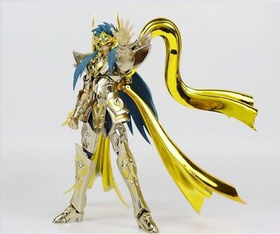 Saint Seiya Myth Cloth Ex figura Acuario Camus Soul of Gold CS Models