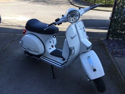 (RARE) 2008 limited edition Vespa PX 125cc 30 Years Anni Ultima Serie Scooter