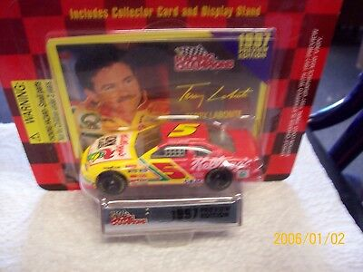 "Racing Champions 1:64 NASCAR 1997 Chevy Monte Carlo #5 Terry Labonte ""Preview"""