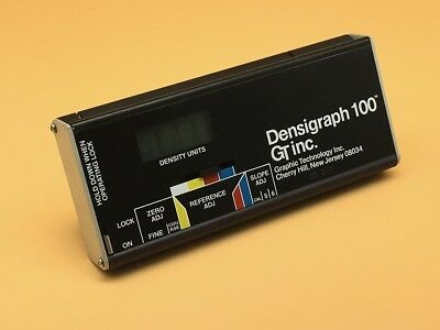 Graphic Technologies Densigraph 100 Densitometer