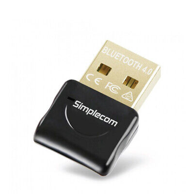 Simplecom NB407 USB Bluetooth 4.0 Adapter with A2DP EDR