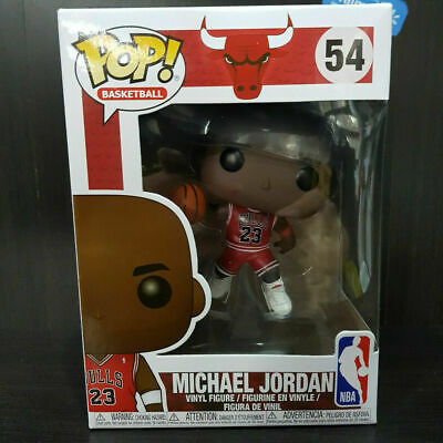 Funko Pop Michael Jordan 54 IN HAND nba basketball chicago bulls