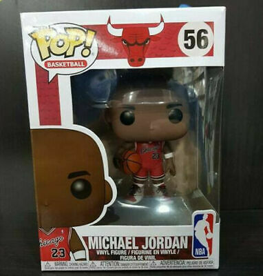 Funko Pop Michael Jordan 56 IN HAND nba basketball chicago bulls exclusive