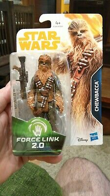 Chewbacca figura Star Wars Force link 2.0 Chewbacca E1185/E0323