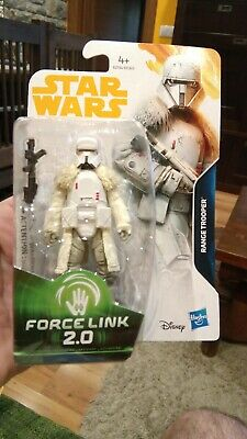 Range Trooper figura Star Wars Force link 2.0 Chewbacca E2761/E0323