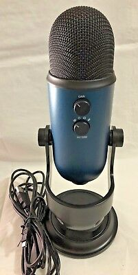 Blue Microphones Yeti Professional USB Condenser Microphone - Teal