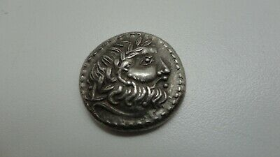 Repro Ancient Celtic Coin Celts Tetradrachm Danube  Free Worldwide Shipping