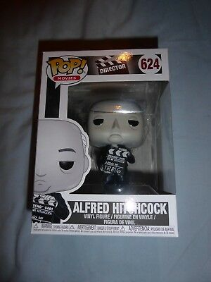 NEW! Unopened Funko Pop! Vinyl #624 ALFRED HITCHCOCK