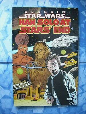 Classic Star Wars - Han Solo at Stars End - Graphic Novel