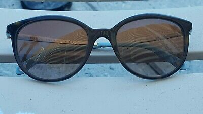 62ae21bfc0c6 TIFFANY   CO. Sunglasses TF 3054-B 6021 64 Gold Blue Tortoise ...