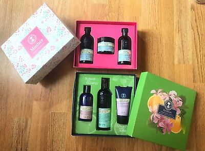 Neal's Yard Mothers Bath Oil & Massage Oil 100ml, Organic Body Collection Sets