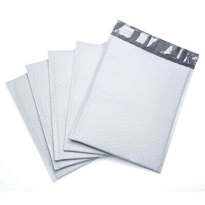 SuperPackage® 50 #6  12 X 19.5 Poly Bubble Mailers Padded Envelopes 50PB#6