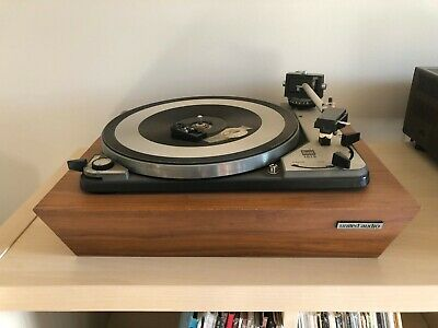 Dual 1019 w/ United Audio base, Shure M44E cartridge, and extra TK12 carrier
