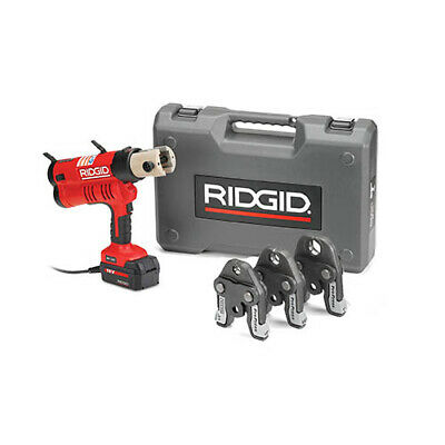 "RIDGID RP 340 PROPRESS KIT 1/2-1 AC (43368) Corded Press Tool, 1/2""-1"""
