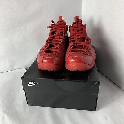 e48c39a8396 624041 603 Nike Air Foamposite Pro One Retro Prm Gym Red Red October Size 8