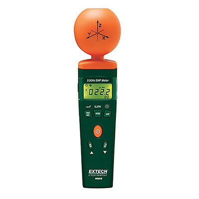 Extech 480836 RF EMF Strength Meter High Frequency Measurement