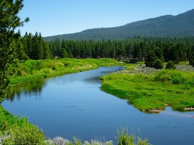 2.26 Ac~Oregon Land~Near California~Gorgeous Ranch~Sprague River~Views~No Res!!