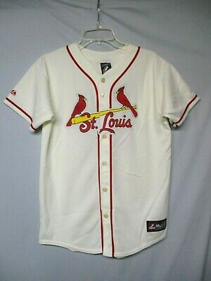 2c9bd84f4 MLB St. Louis Cardinals David Freese Majestic Youth Jersey size XL 18 - 20