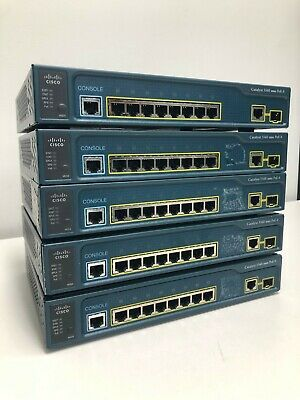 CISCO Catalyst 3560 SERIES Compact Switch PoE-8