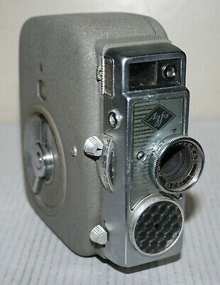 Agfa Movex 88L - Standard 8mm Cine Film Camera - Home Movie