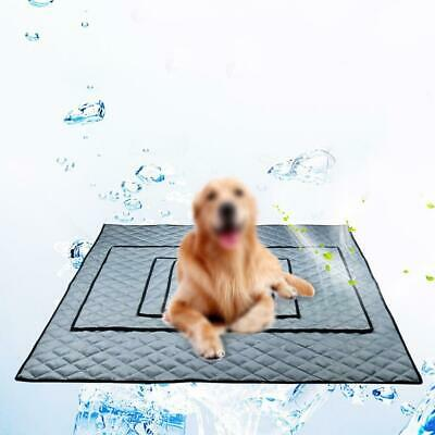 Pet Cooling Mat Non-Toxic Cool Gel Pad Cooling Pet Bed for Dog Cat