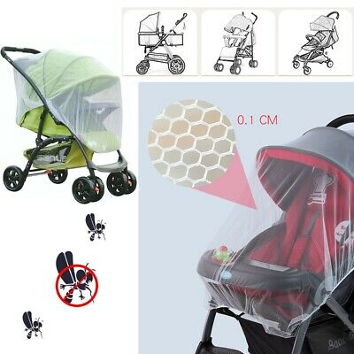 Universal Mosquito Insect Net Cover for Baby Carriage Pushchair Pram Stroller