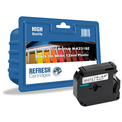 Refresh Cartridges M-K231Bz Compatible With Brother Printers