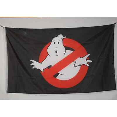 Large Ghostbusters Flag Banner 3x5ft