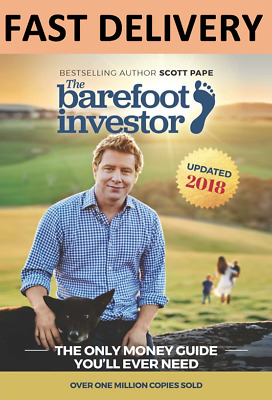 The Barefoot Investor: The Only Money Guide You'll Ever Need  (PDF, Ebook)