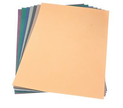 """Clairefontaine Pastelmat Trial Pack - Dark Colours - 7 sheets 25x35cm/9.8x13.7"""""""