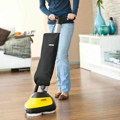 Karcher FP303 600W Vacuum Floor Polisher All-in-One Solution For Hard Floors