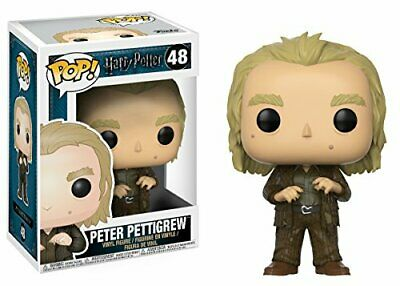 Funko 14946-PX-1W9 Peter Pettigrew POP Vinyl Harry Potter S4, Multi