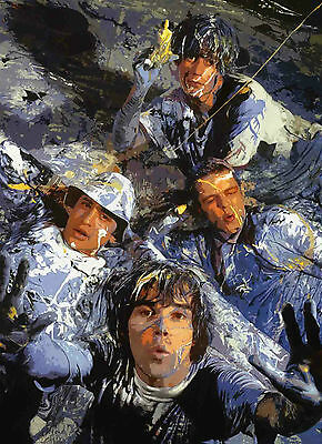 The Stone Roses A3 260Gsm Poster