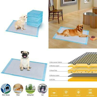 Giantex 150Pcs Puppy Pet Pads Dog Cat Wee Pee Piddle Pad Training Underpads