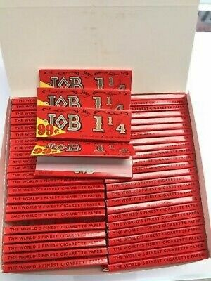 JOB Orange 50 Packs/24 per Pack Rolling Papers 1 1/4*1.25 ����Free Shipping����