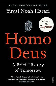 Homo Deus: A Brief History of Tomorrow by Yuval Noah Harari (eBooks, 2017)