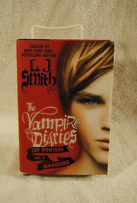 The Vampire Diaries The Hunters: Moonsong  L. J. Smith HC NEW 2012 1st Edition