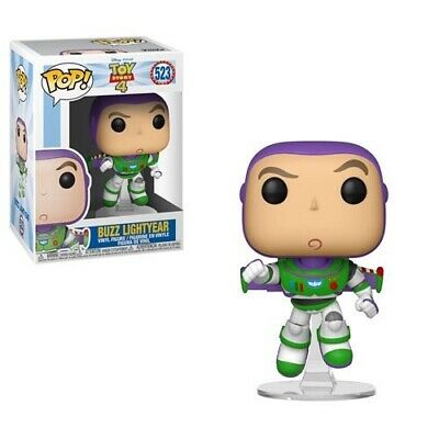 FUNKO POP! TOY STORY 4 BUZZ LIGHTYEAR #523 Ships Limited Quantities In Stock