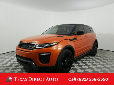 2016 Land Rover Range Rover HSE Dynamic Texas Direct Auto 2016 HSE Dynamic Used Turbo 2L I4 16V Automatic 4WD SUV
