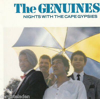 Nights with The Cape Gypsys - The Genuines - CD Album