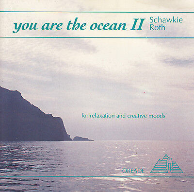 Schawkie Roth - you are the ocean 2 -  CD Album